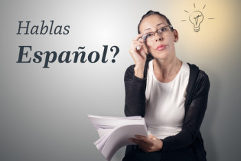 Hablas español? / Do you speak Spanish?