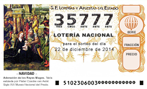 Kupon loterii